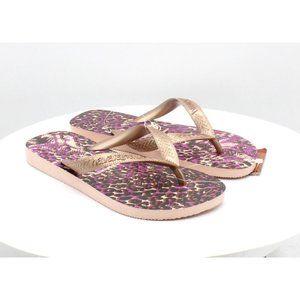 Havaianas Women's Top Animals Flip Flop Sandals